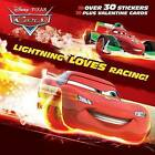 Lightning Loves Racing! by Frank Berrios (Mixed media product, 2013)