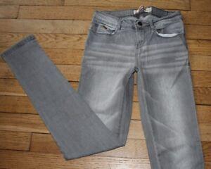 TRF-ZARA-Jeans-pour-Femme-W-24-L-32-Taille-Fr-34-Ref-V169