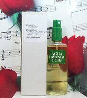 Agua Lavanda Cologne Spray 2.5 Oz. Ntib