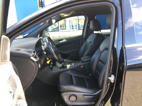 Mercedes B180 1,5 CDi billede 5
