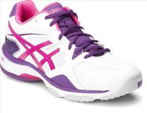 e64c8775cc1e Image is loading Asics-Gel-Netburner-17-Womens-Netball-Shoe-D-