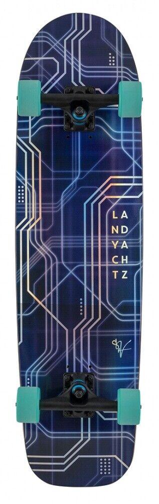 Conector de la acera de ladychtz - placa larga komplett