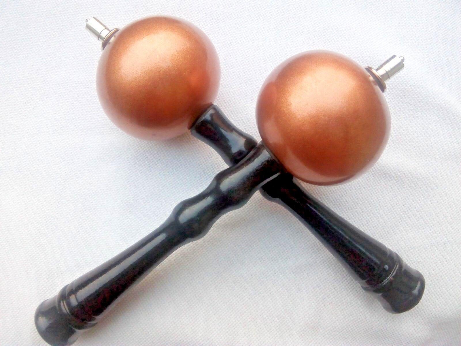 Maracas Venezolana Instrumento shaker venezuelan llaneras llano jGoldpo