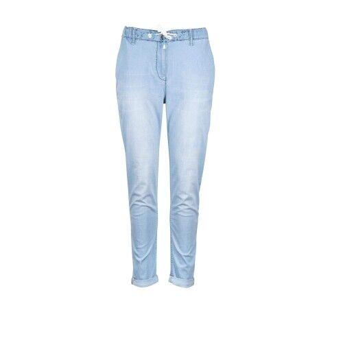 llaz Summer Splash Women Light  Denim Womens Trousers Climbing pants light bluee  deals sale