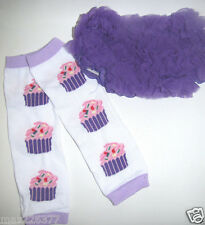 NEW Baby girl Leg Warmers  0-24 MONTHS 1st birthday diaper cover bloomer set