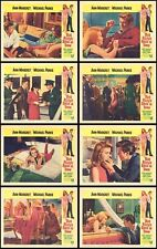 BUS RILEY'S BACK IN TOWN orig 1965 lobby card set Sexy ANN-MARGRET/MICHAEL PARKS