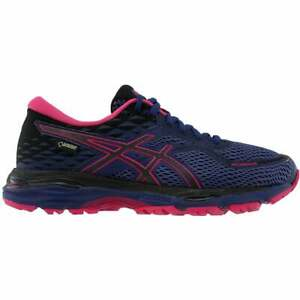 ASICS-Gel-Cumulus-19-G-Tx-Womens-Running-Sneakers-Shoes-Purple-Size-5-B