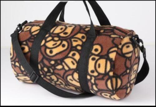 2019 A Bathing Ape Bape Baby Milo Boy Girls Shoulder Bag Handbag Travel Bag