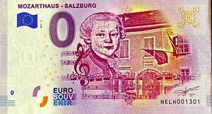 BILLET-0-EURO-MOZARTHAUS-SALZBURG-AUTRICHE-2017-NUMERO-1301