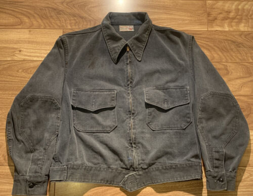 VTG 1950's Sweet-Orr Union Made Mechanic Workwear