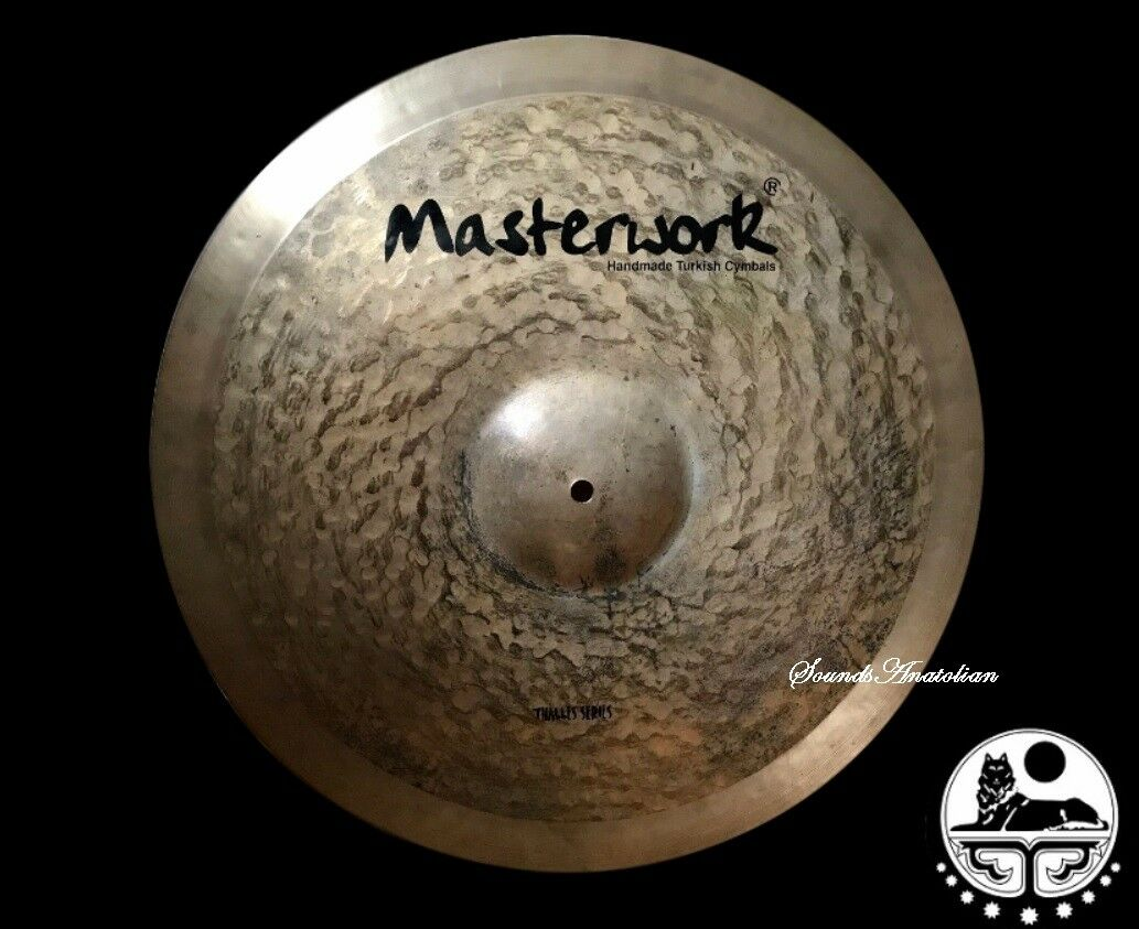 Masterwork Cymbals New Thalles Serie 19-Zoll Thalles Ride