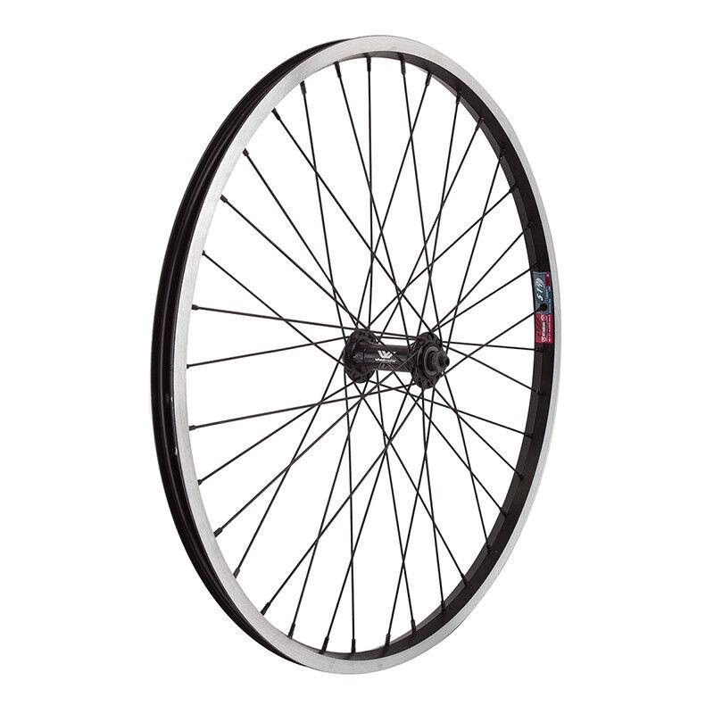 Wheel Master 24  Alloy Mountain Whl Ft 24x1.5 507x19 Aly Bk 36 Aly Qr Bk 14g Bk