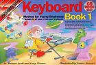 Progressive Ser.: Keyboard Method for Young Beginners : Book 1 by Andrew Scott (2004, Paperback)