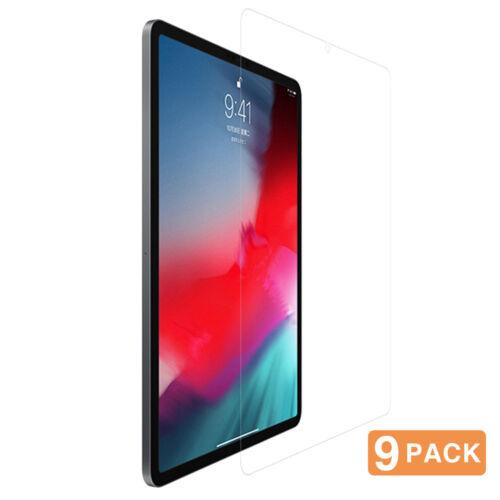 2018 3Pcs for Apple iPad Pro 11 /& 12.9 Screen Protector for iPad 2 3 4 5 6