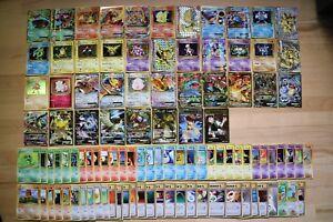 20th-Anniversary-Japanese-CP6-Holo-Foil-Rare-Non-Holo-Pokemon-Cards-Evolution