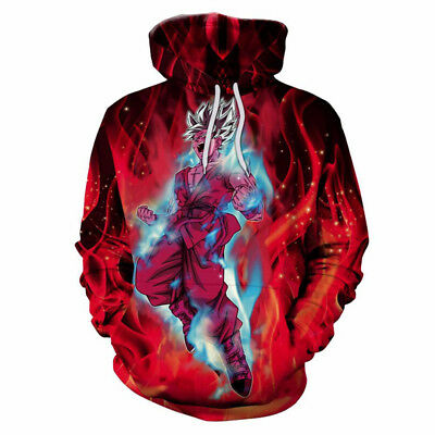 Womens//Mens Dragon Ball Z Majin Boo 3D Print Casual Hoodies Sweatshirt Pullover