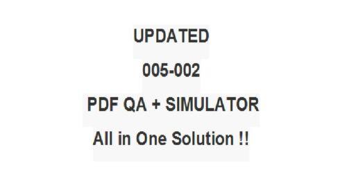 CERTIFIED MY SQL 5.0 DBA PART1  Exam QA PDF&Simulator