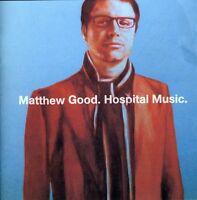 Matthew Good - Hospital Music [new Cd] Canada - Import on sale