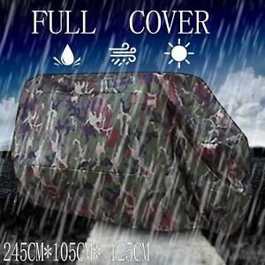 Motorcycle-Waterproof-Camouflage-Rain-Cover-Motorbike-Dust-Proof-XXL-Bag-UK