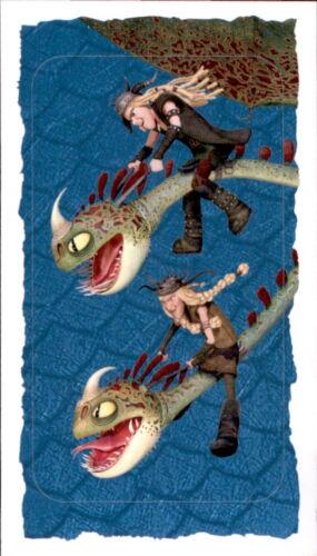 Sticker 8-Panini-Dragons-Les Chroniques