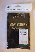 Rare Chou Tien Chen Yonex Ac541 Yonex Badminton Soft Racquet Racket Bag Cover