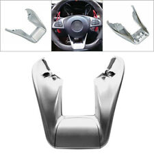 For Mercedes Benz W117 W213 W218 W205 AMG Steering Wheel Low Cover Trim NEW