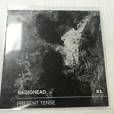 RADIOHEAD 'PRESENT TENSE' UPFRONT 3 TRACK CD PROMO- XL RECORDS