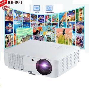 Mini-LED-Projector-1080P-5000-Lumens-Home-Cinema-Theater-HDMI-USB-SD-AV-VGA-CR