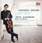 Brahms Schumann Nurnberger Symphoniker Shell - Violin Concerto & CD