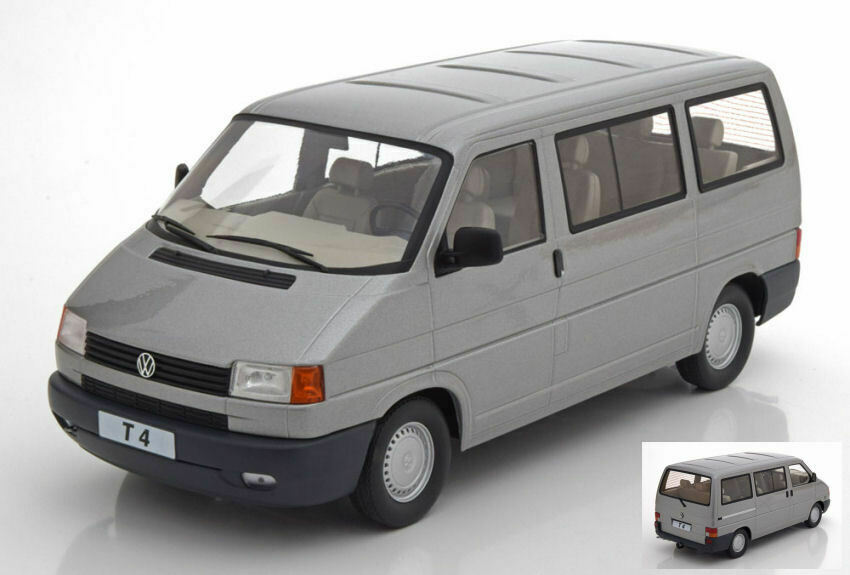 Volkswagen VW T4 Cocheavelle Metallic gris 1 18 Model KK SCALE