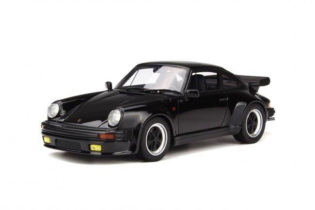 GT Spirit Porsche 911 (930) Turbo S  Negro