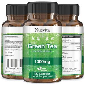 Extracto-de-te-verde-1000mg-Super-Fuerza-360-capsulas-Vegano-comprimidos-de-perdida-de-peso