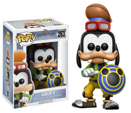 Goofy Kingdom Hearts POP! Disney #263 Vinyl Figur Funko