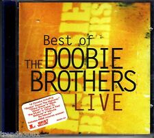 DOOBIE BROTHERS Best Live CD Classic 70s Rock Anthology CHINA GROVE WITHOUT YOU