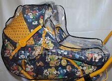 Sunnybaby Puppenwagenregenverdeck Regenverdeck Regenabdeckung aus Folie *NEU*