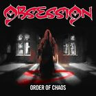 Order of Chaos by Obsession (Metal) (CD, Jan-2014, Inner Wound)