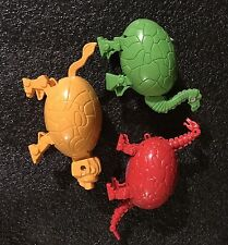 Lot of 3 Meteorbs HE-MAN MOTU Style Egg 80's Toys Collectable@dinosorb,animals