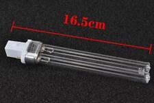 SUNSUN 9w 9 Watt UV Replacment Bulb Lamp G23 2 Pin Base Germicidal UltraViolet