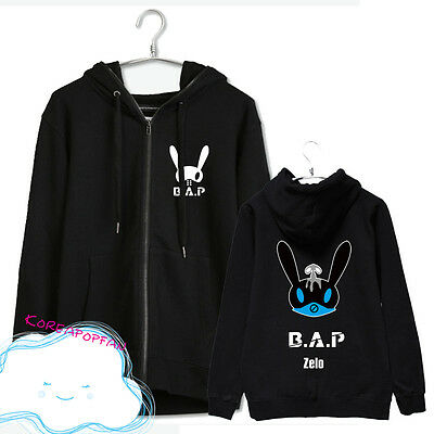 Bap B.A.P CARNIVAL ZELO Kpop unisex cap hoodie pullover NEW
