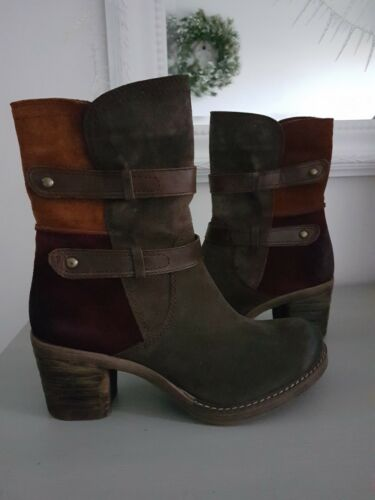 40 Size Combination Mocca Boots Tamaris 6 5 UnIS7W
