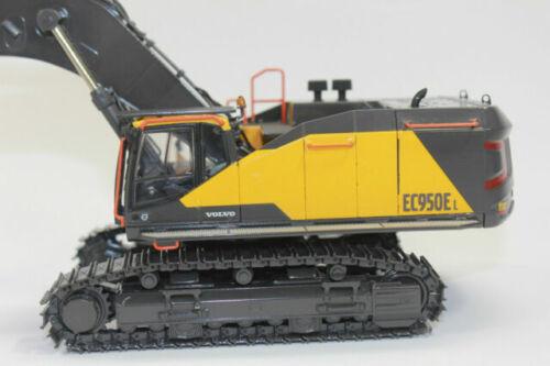 WSI 61-2001 Large Volvo EC950E Tracked Excavator Diecast Scale 1:50