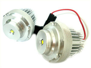 Ojos-De-Angel-Lampara-Led-10W-para-BMW-E60-LCI-E61-LCi-2007-2010-Blanco-6000K