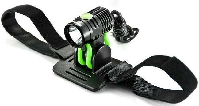 Powerful, Blinding Thumb Size Led Bicycle Light 1000 Lumens Cree