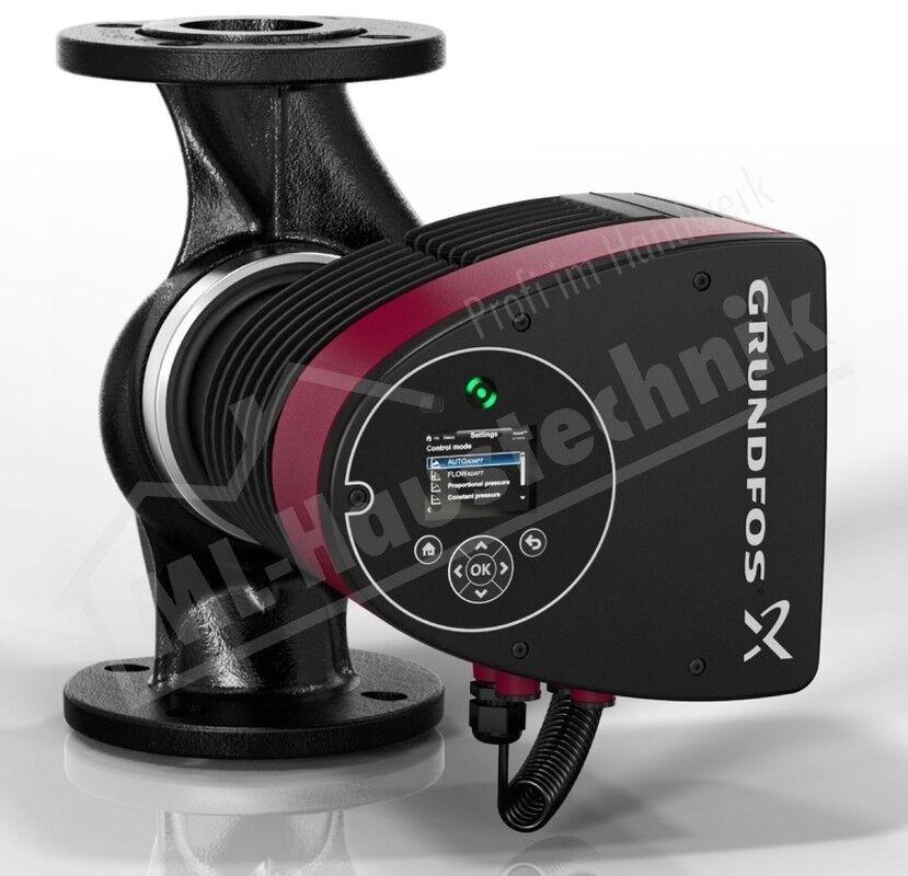 97924722 Grundfos Umwälzpumpe MAGNA 3 32-60 N PN 6 10 10 10 Klasse A  180 mm 1x230 V | Niedriger Preis  | Geeignet für Farbe  40e16d
