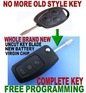 NEW-STYLE-FLIP-REMOTE-FOB-FOR-2004-2008-FORD-KA-ALARM-CONTROL-CHIP-KEY-6TK-TD1