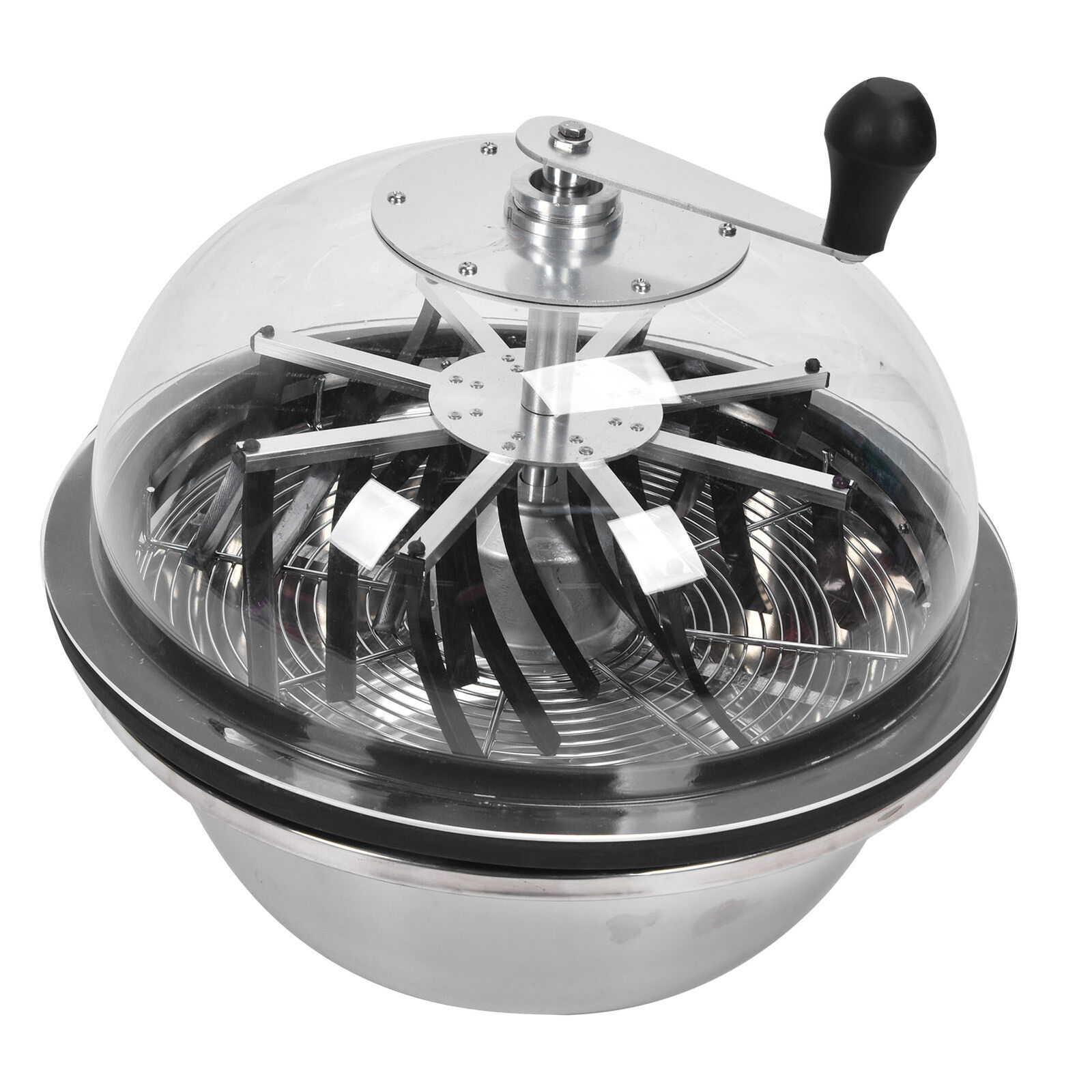 Bud Leaf Bowl Trimmer With Blade Stainless Steel Bowl Trimmer For Buds Leaves JY