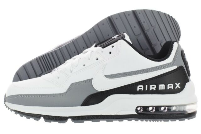 045645b713 Nike Air Max 3 Men's Shoes - Black/White/Dark Grey, US Size 8.5 ...