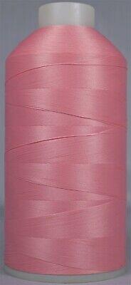 oxley LIGHT BLUE bulked bulk NYLON overlocker overlocking thread 5000m 80s