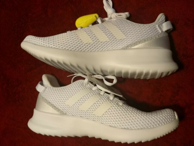 adidas Women's Alphabounce CR White Low