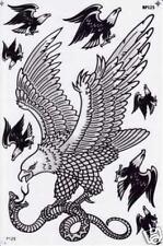 N-53 Adler Eagle Aufkleber Sticker 1 Bogen 27 x 18 cm Racing Tuning